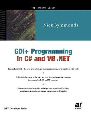 Gdi+ Programming in C# and Vb .Net - Nick Symmonds Image