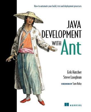 Java Development With Ant - Erik Hatcher Image