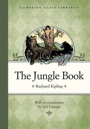 Jungle Books, The - Rudyard Kipling Image