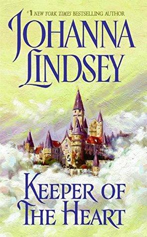 Keeper of the Heart - Johanna Lindsey Image