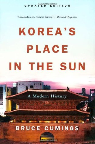 Korea's Place in the Sun - Bruce Cumings Image
