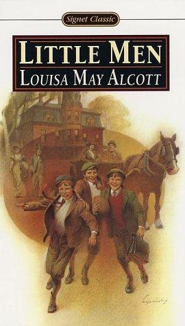 Little Men - Louisa May Alcott Image
