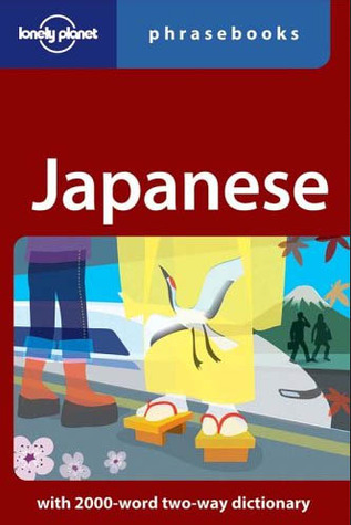 Lonely Planet Japanese Phrasebook - Yoshi Abe Image