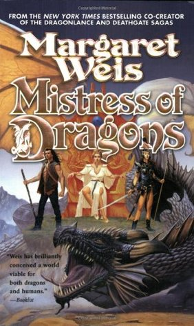 Mistress of Dragons - Margaret Weis Image