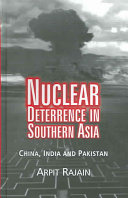 Nuclear Deterrence in South Asia - ARPIT RAJAIN Image