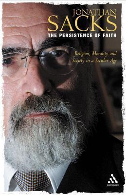 Persistence Of Faith, The - Jonathan Sacks Image
