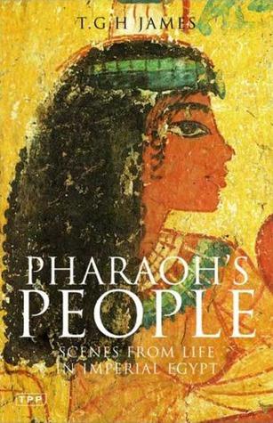 Pharaoh's People - T. G. H. James Image