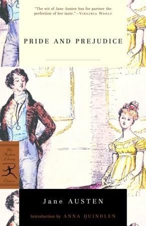 Pride And Prejudice - Jane Austin Image