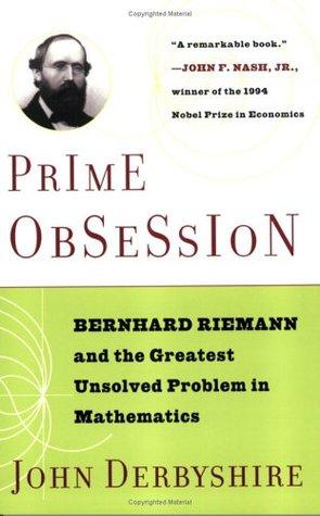 Prime Obsession - John Derbyshire Image