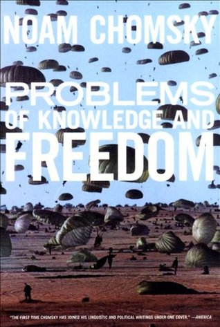 Problems of Knowledge and Freedom - Noam Chomsky Image