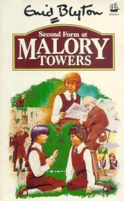 Second Form At Malory Towers - Enid Blyton Image