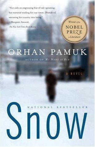 Snow - Orhan Pamuk Image