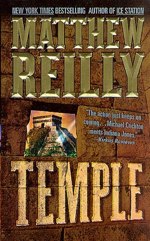 Temple - Matthew Reilly Image