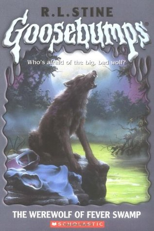 Werewolf of Fever Swamp, The - R L Stine Image
