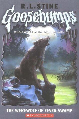 Werewolf of Fever Swamp, The - R L Stine Image