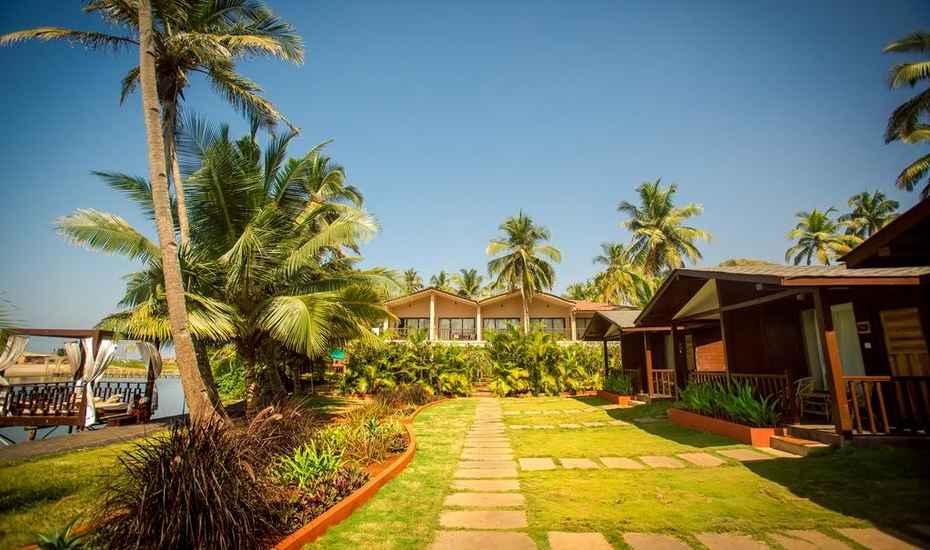 River Rays Beach Resort - Goa Image