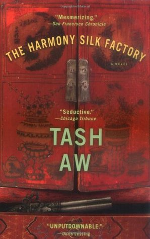Silk Harmony Factory, The - Tash Aw Image