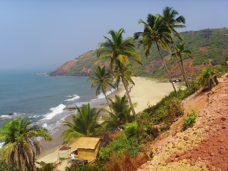 Arambhol Beach Image