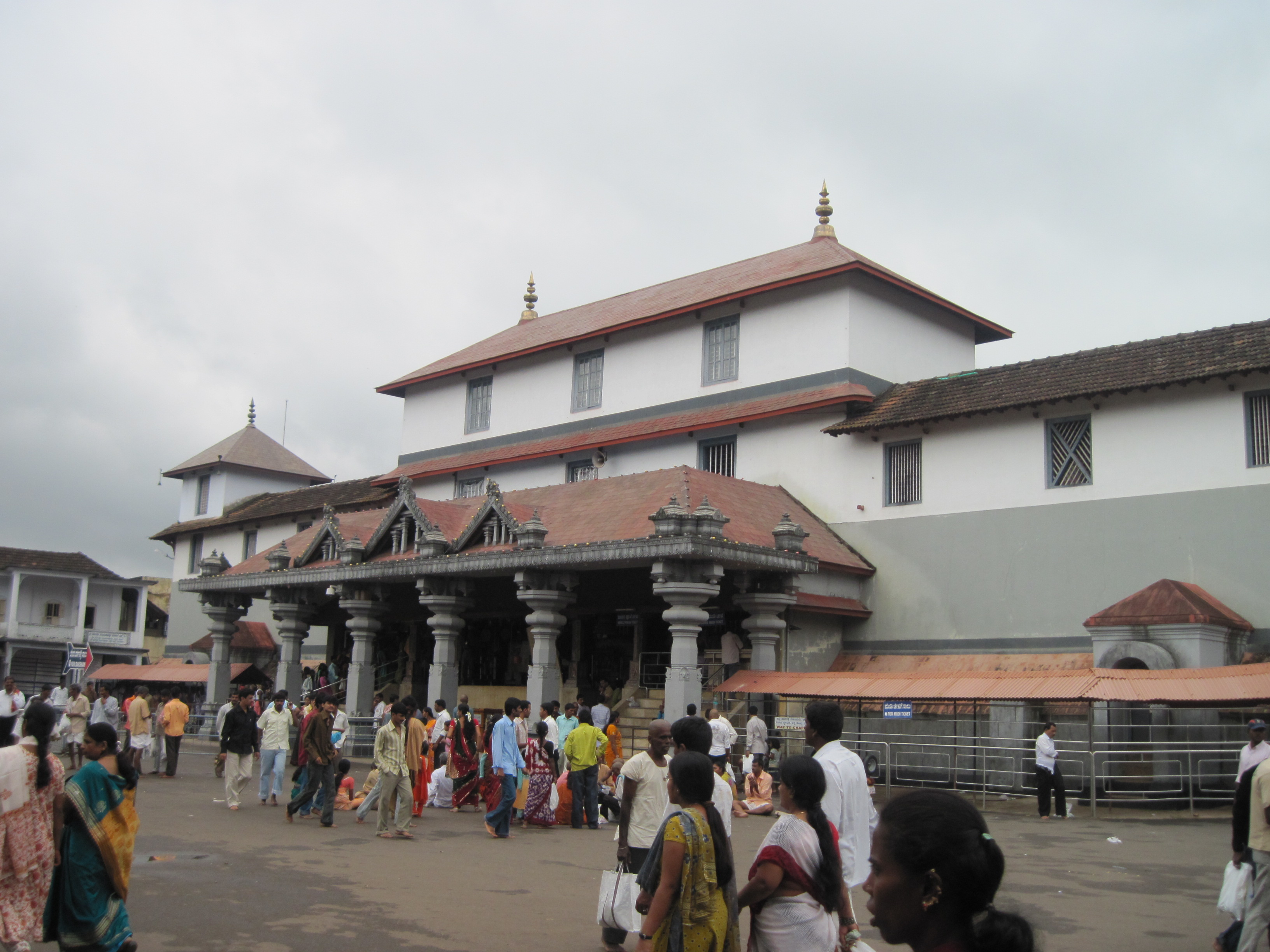 Dharmasthala Image