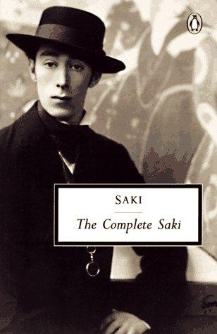 Penguin Complete Saki, The - Saki Image