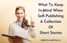 Tips on Publishing a Collection of Short Stories Image