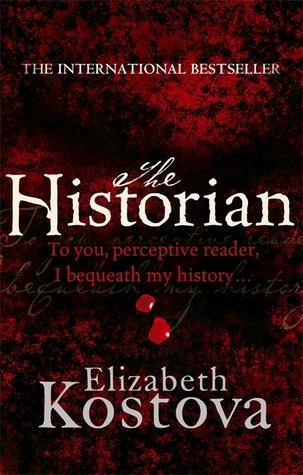Historian, The - Elizabeth Kostova Image