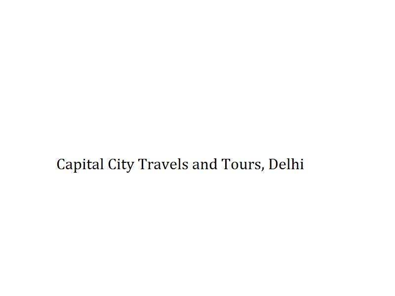 Capital City Travels and Tours - Delhi Image