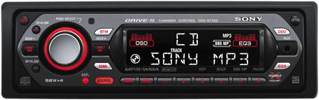 Sony - CDX-GT350S Image