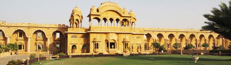 Fort Rajwada - Jaisalmer Image