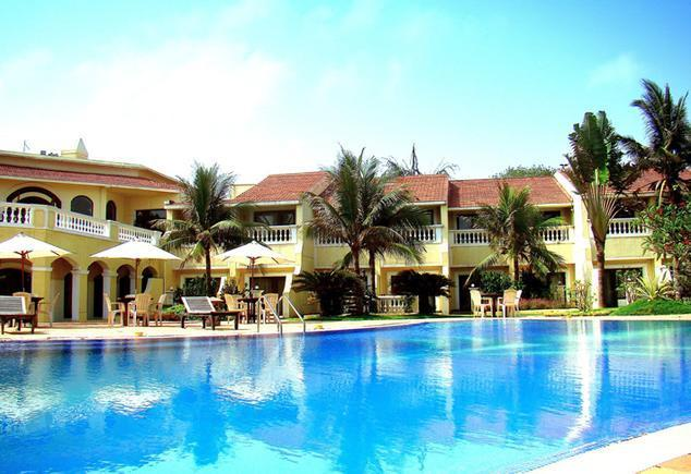 Hans Coco Palm Beach Resort - Puri Image