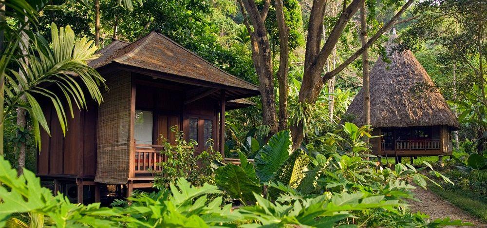 Barefoot at Havelock Jungle Resort - Andaman Image