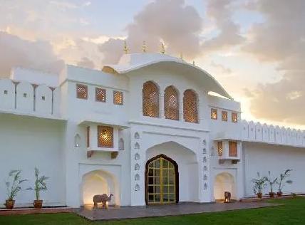 Udai Vilas Palace - Bharatpur Image