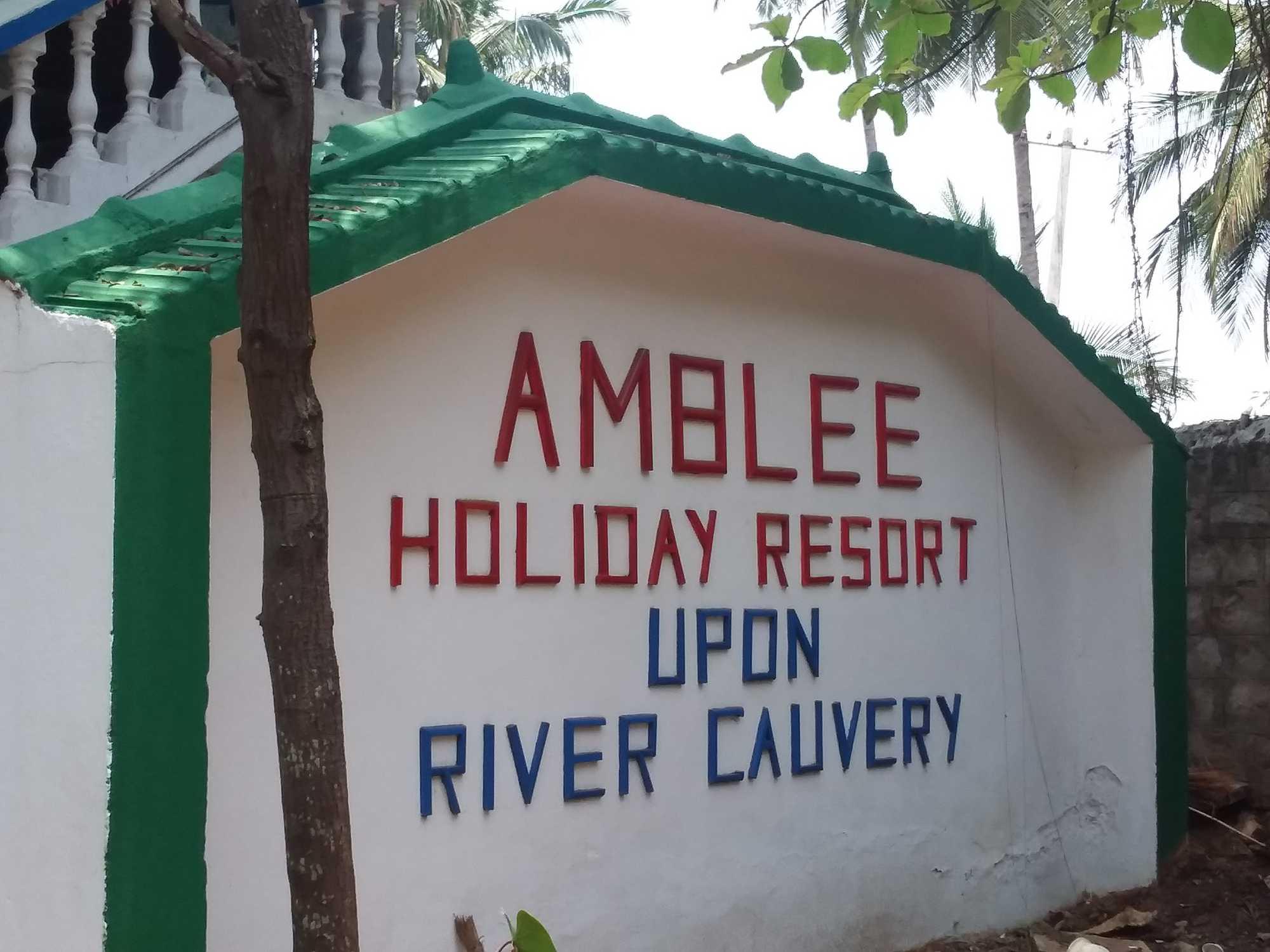 Amblee Holiday Resort - Mandya Image