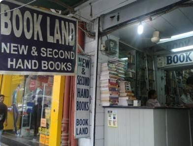 Book Land - Delhi Image