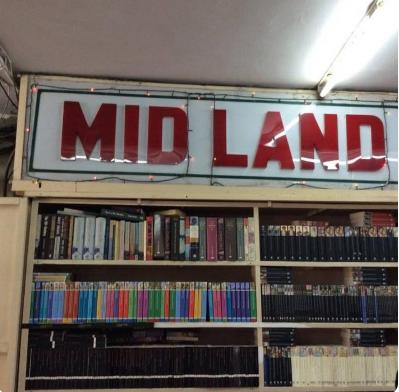Midland Book Shop - Delhi Image