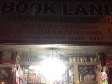 Book Land - Kolkata Image