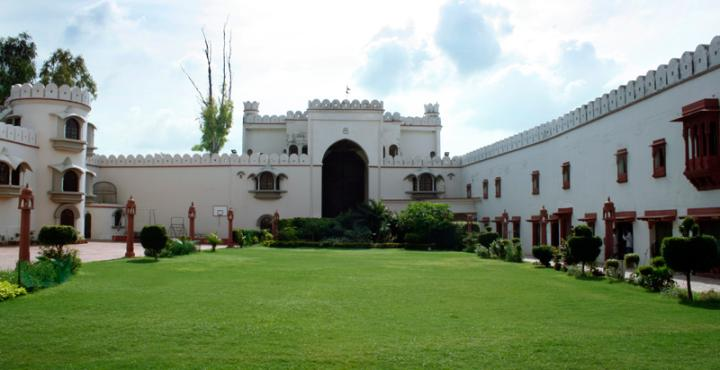 The Fort Ramgarh - Panchkula - Chandigarh Image