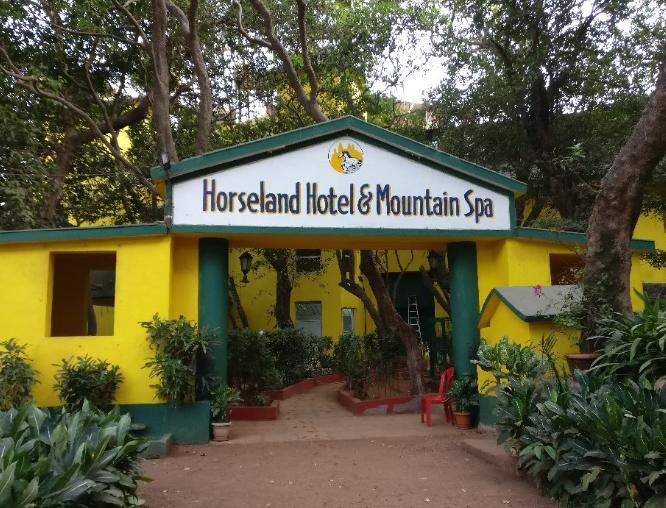 Horseland Hotel & Mountain Spa - Matheran Image