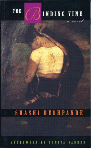 Binding Vine, The - Shashi Deshpande Image