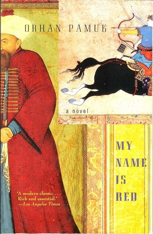 My Name is Red - Orhan Pamuk Image