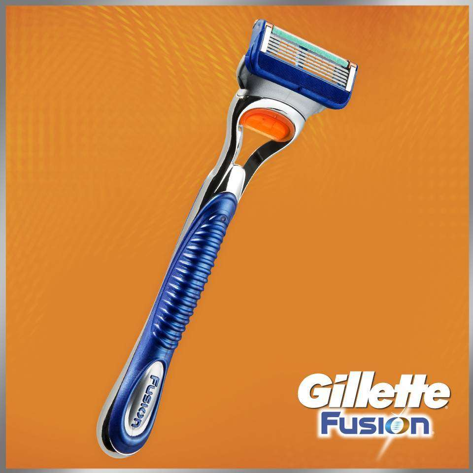 Gillette Fusion Series Image