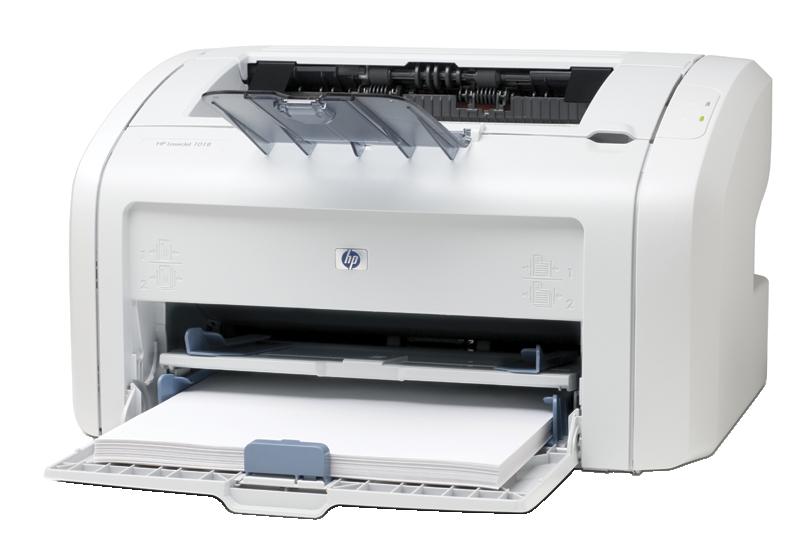 HP 1018 Image