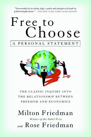 Free to Choose - Milton Friedman Image