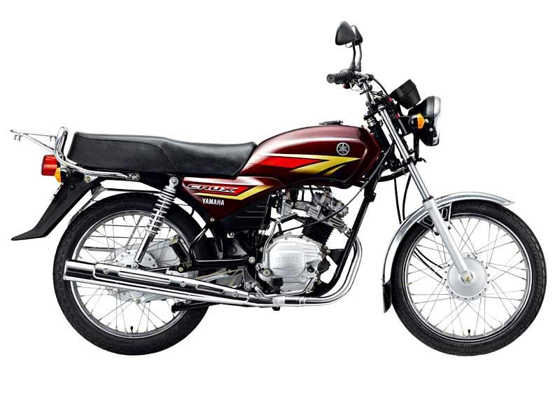 Yamaha Crux S Image
