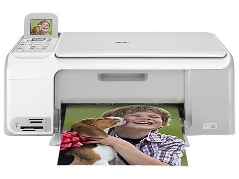 HP Photosmart C4180 Image