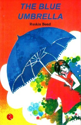 Blue Umbrella, The - Ruskin Bond Image