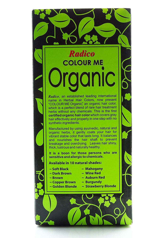 Organic Hair Dye Image