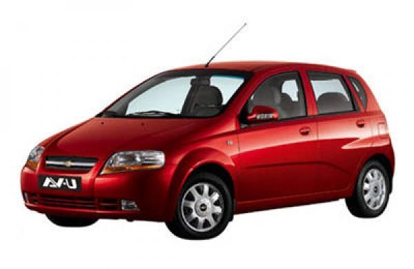 Chevrolet Aveo U-VA Image