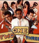 One Two Three - Bollywood Image