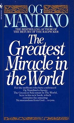 Greatest Miracle in the World,The - Og Mandino Image